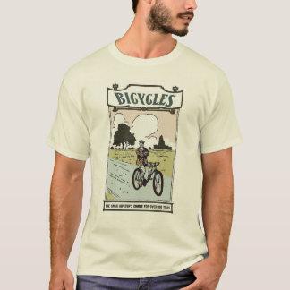Camiseta Bicicletas: La opción del inconformista presumido
