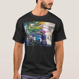 Camiseta Bicis, globos y brews