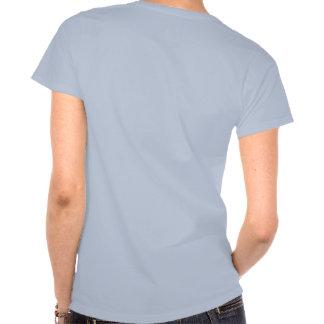 Camiseta Bien-Comportada feminista de las mujeres