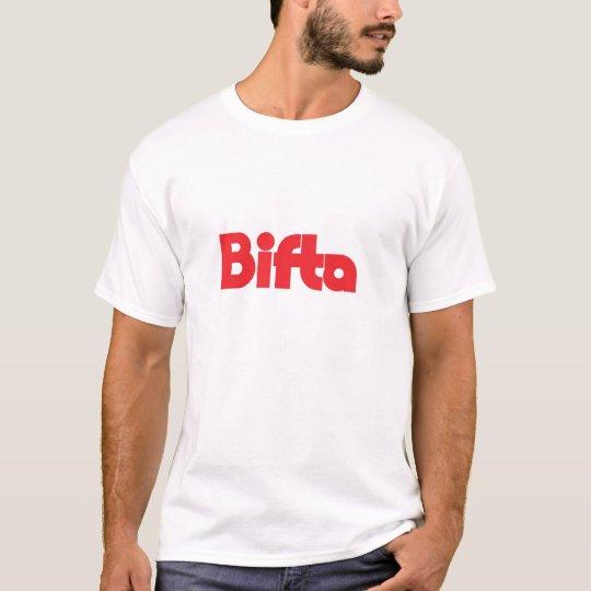 Camiseta Bifta