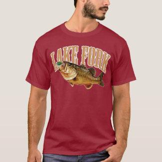 Camiseta Bifurcación del lago