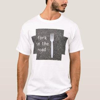 Camiseta Bifurcación en el camino