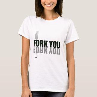 Camiseta Bifurcación usted
