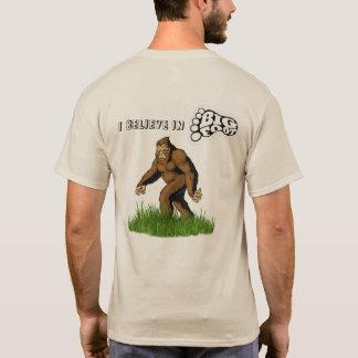 Camiseta Bigfoot Sasquatch