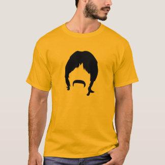 Camiseta bigote 70s