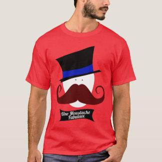 Camiseta Bigote Fabuleux de Une
