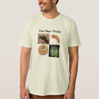 Camiseta bigote, los nuevos vinilos