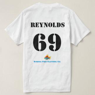 Camiseta Bigote Reynolds