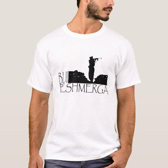 Camiseta Biji Peshmerga