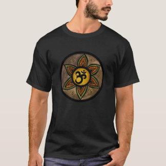 Camiseta bilateral del ohmio del hombre