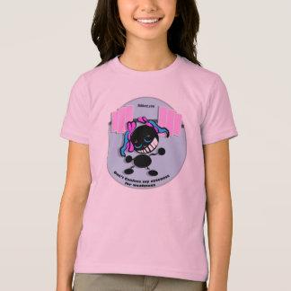 Camiseta Bilderz.com no confunde mi cuteness para la