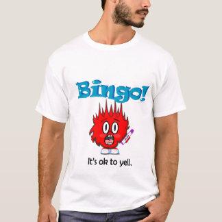 Camiseta ¡Bingo del grito!