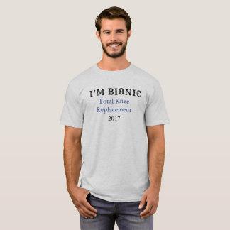 Camiseta bionic del reemplazo de la rodilla