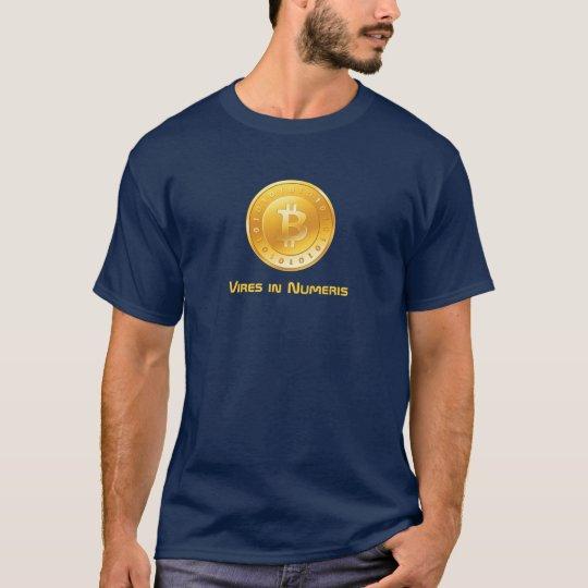 Camiseta Bitcoin - M1
