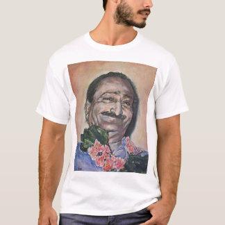 Camiseta Bizcocho borracho en melocotón
