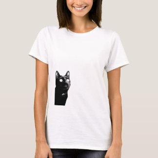 Camiseta Black Cat T-Shirt