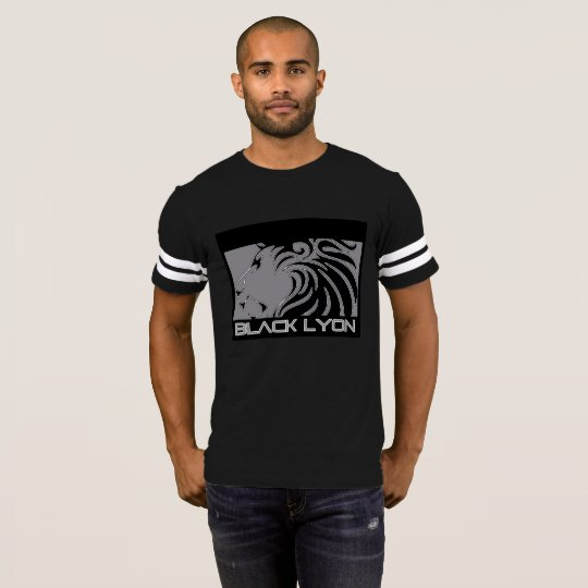 Camiseta black lyon