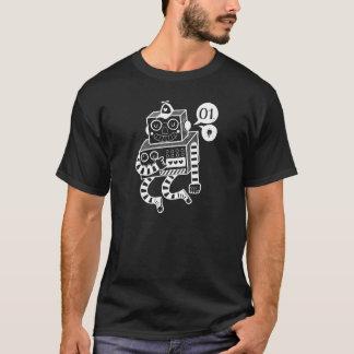 Camiseta Black Robo Shirt