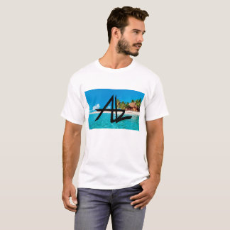 Camiseta blanca básica limitada agra