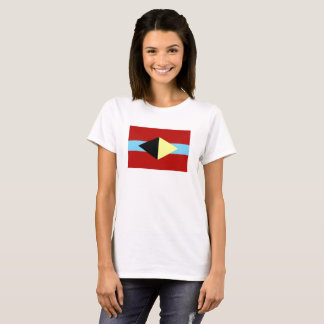 Camiseta blanca con el símbolo de Albuquerque