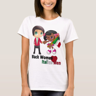 Camiseta blanca de la camiseta italiana de los