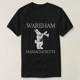 Camiseta blanca del conejo de Wareham