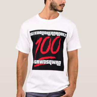 Camiseta blanco 100
