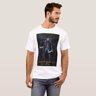 Camiseta Blanco del susurro