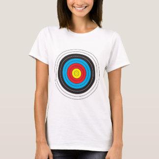 Camiseta Blanco del tiro al arco