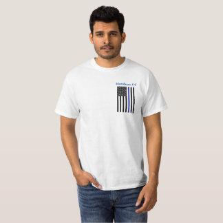 Camiseta Blessed es el pacificador - 5:9 de Matthews
