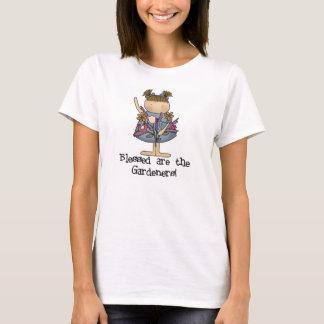 Camiseta Blessed es los jardineros
