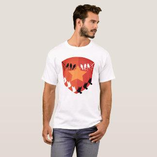 Camiseta Blindado por los pájaros