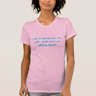 Camiseta Blondie