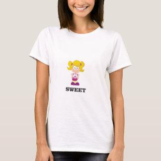 Camiseta blondie dulce