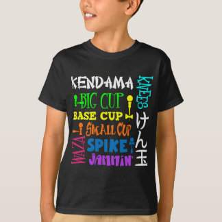 Camiseta Bloque 2 de Kendama