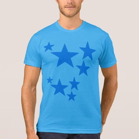 camiseta #blucstar para los hombres por el DAL