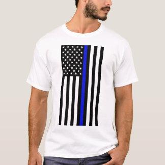Camiseta Blue Line fino