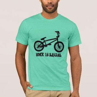 CAMISETA BMX ES LEGAL