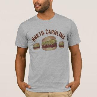 Camiseta Bocadillo de la barbacoa del Bbq del cerdo del