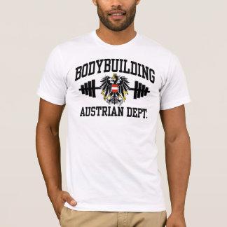Camiseta Bodybuilding austríaco