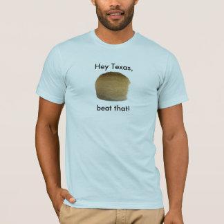 Camiseta ¡bola de la guita, ey Tejas, golpe eso!