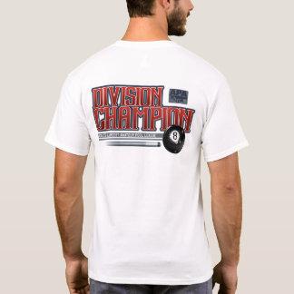 Camiseta Bola de los campeones 8 de la división de APA