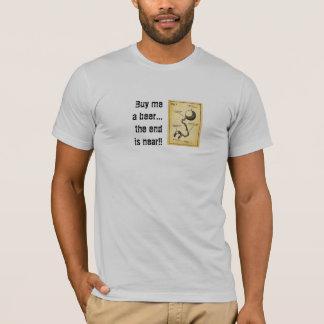 Camiseta Bola y cadena