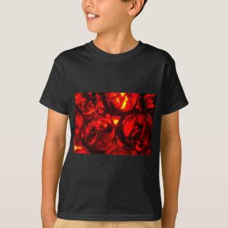 Camiseta Bolas abstractas del gel