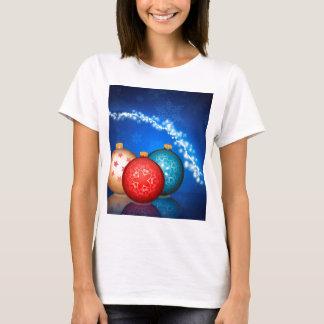 Camiseta Bolas ornamentales 2 de Navidad
