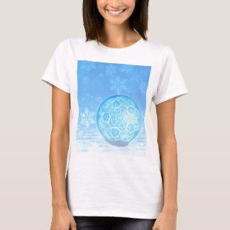 Camiseta Bolas ornamentales 3 de Navidad