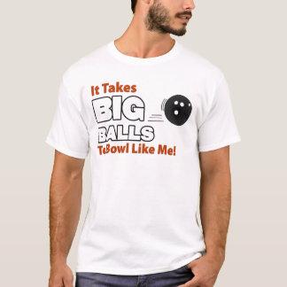 Camiseta Bolos divertidos