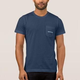 Camiseta Bolsillo del embarcadero de la HB de Neptuno