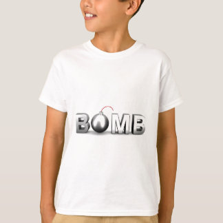 Camiseta Bomba
