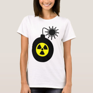 Camiseta Bomba de la energía atómica